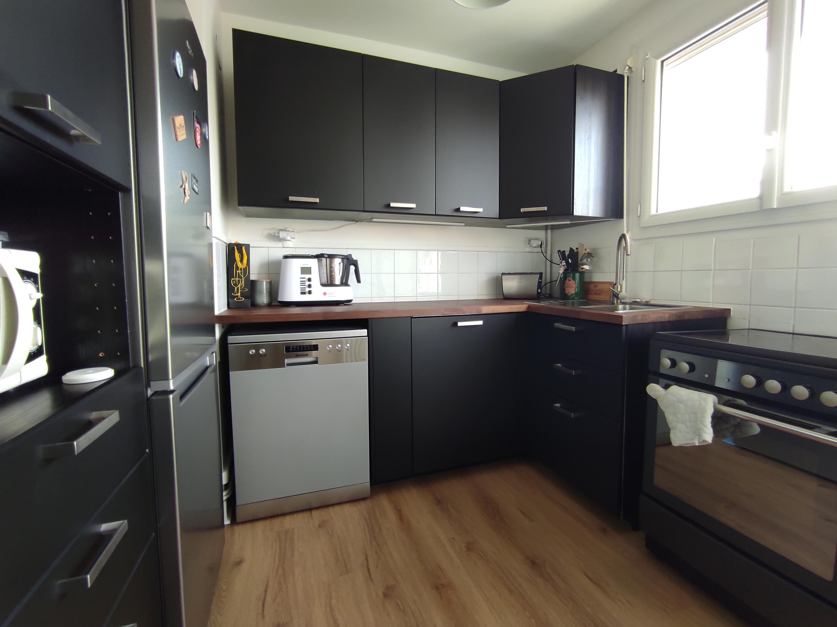 Appartement – 3 pièces – 56 m² – Ifs