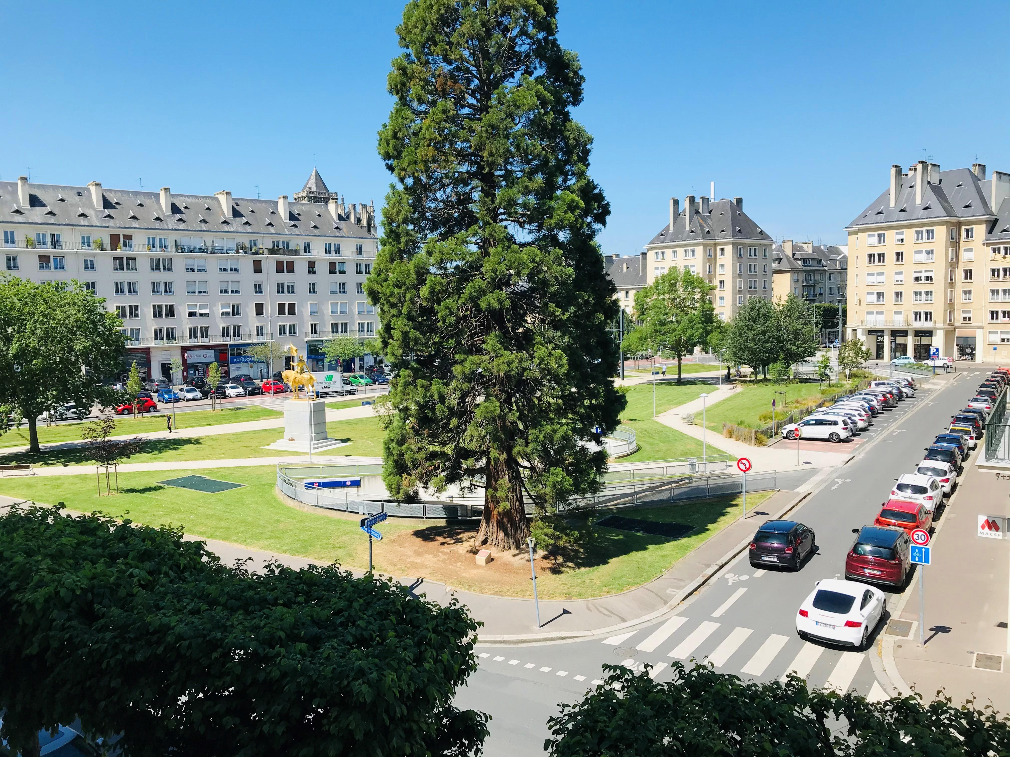 Appartement – 5 pièces – 150 m² – Caen