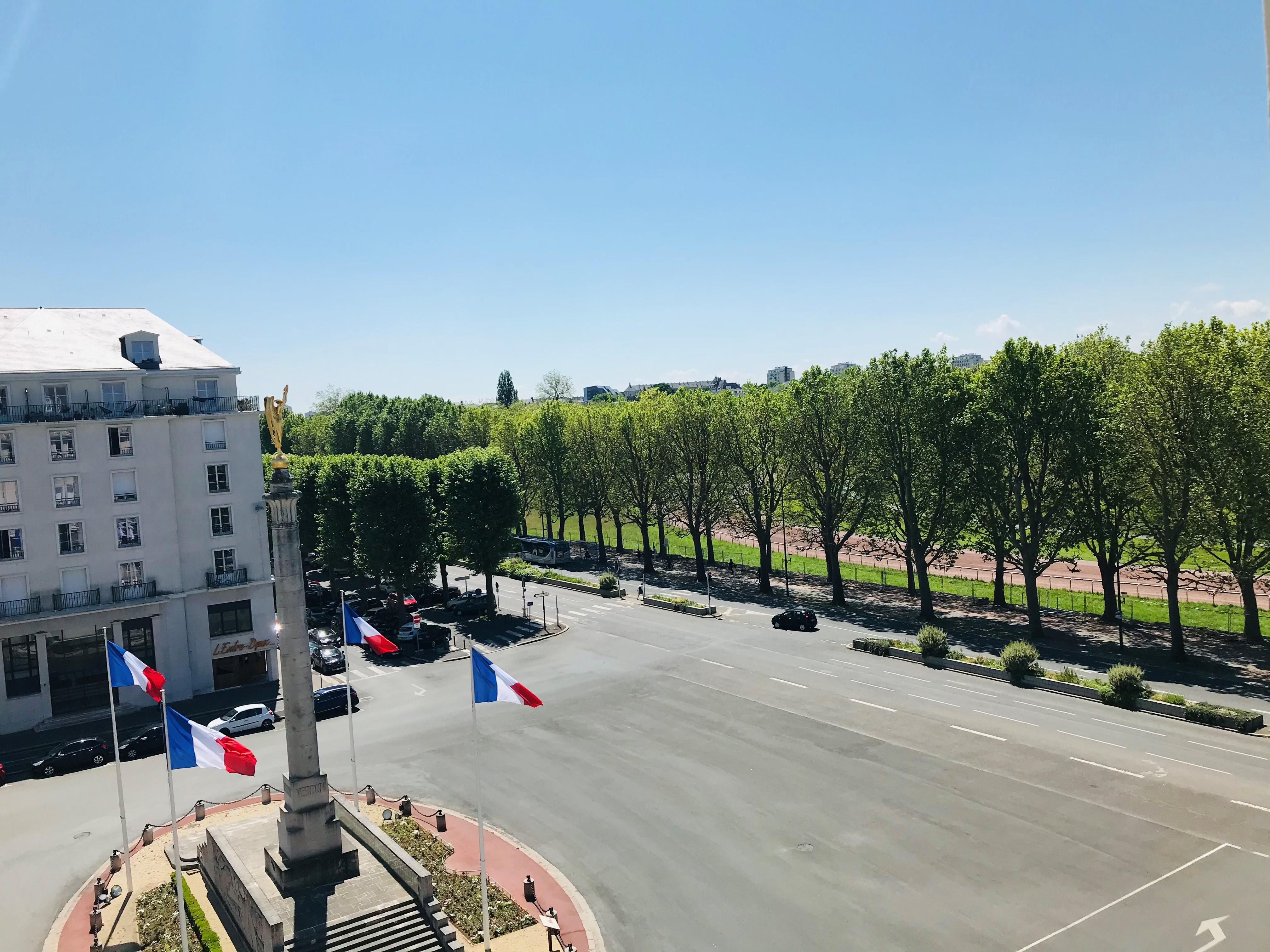 Appartement – 6 pièces – 130 m² – Caen