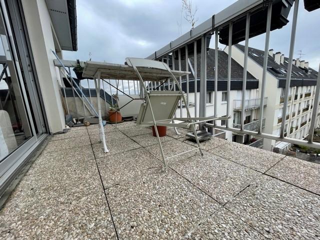 Appartement – 4 pièces – 82 m² – Caen